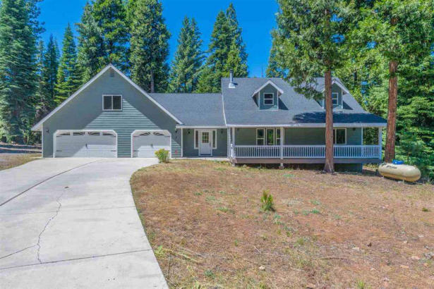 Private Setting in Bailey Creek…2 Pine Needle Lane