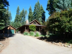 Mountain Cabin…1339 Peninsula Dr., Lake Almanor, CA