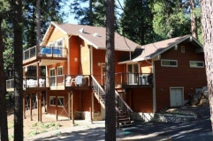 Cozy home in private setting…726 Timber Ridge, Lake Almanor Country Club