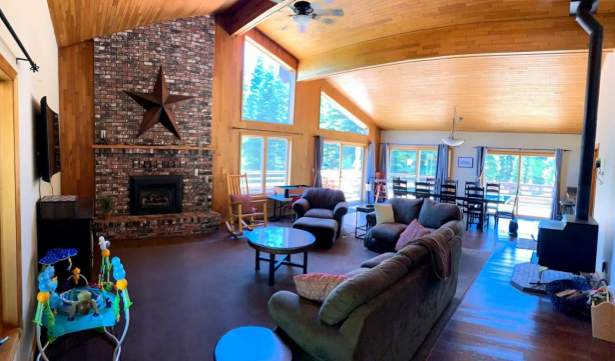 Dyer View Destiny…..902 Dyer View Rd. Lake Almanor CA