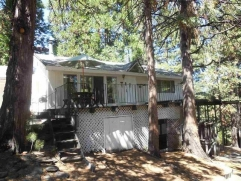Cabin Nestled in the Woods…614 Pine Canyon Road, Lake Almanor Country Club