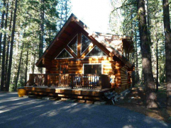 Cabin in the Woods…..7227 Chester Warner valley Road