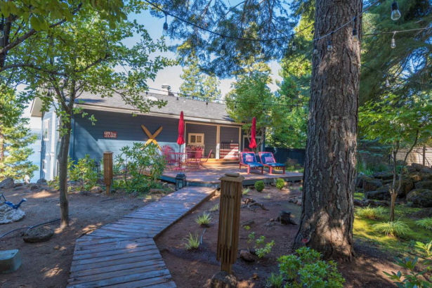 Refurbished Lakefront Home…..1343 Lassen View Drive