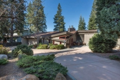 Unique Log Home…1263 Lassen View Drive, Lake Almanor Country Club
