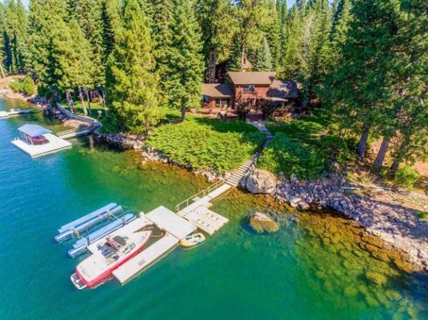 Lake Front Estate….1441 Peninsula Drive
