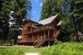 Gough- 1010 Peninsula Trail, Lake Almanor Country Club