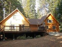 Ultimate Cabin in the Woods…1263 Peninsula Drive, Lake Almanor, CA