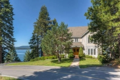 134′ of Lake Front Elegance…1101 Hidden Beach Road, Lake Almanor