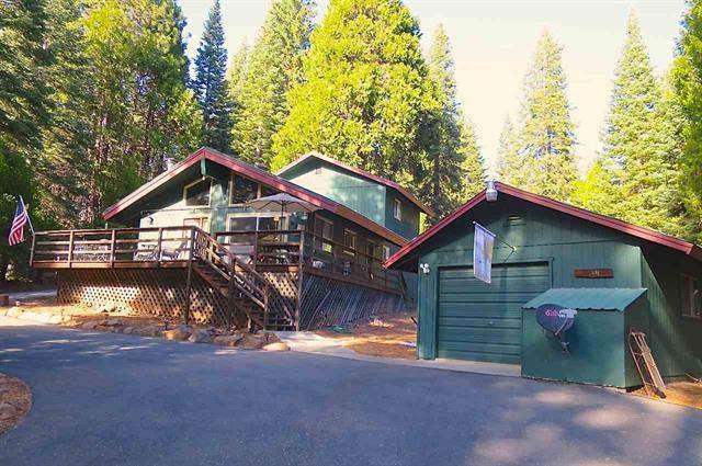 TURRI – 831 E. Mountain Ridge Lake Almanor Country Club